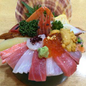 GW&お盆のおすすめ国内旅行 金沢の海鮮丼