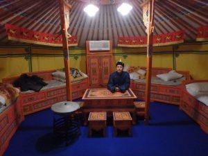 モンゴルのゲルに泊まれる 那須のモンゴリアビレッジ テンゲル