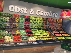 ドイツ・ミュンヘン 空港内のスーパーが便利でお得