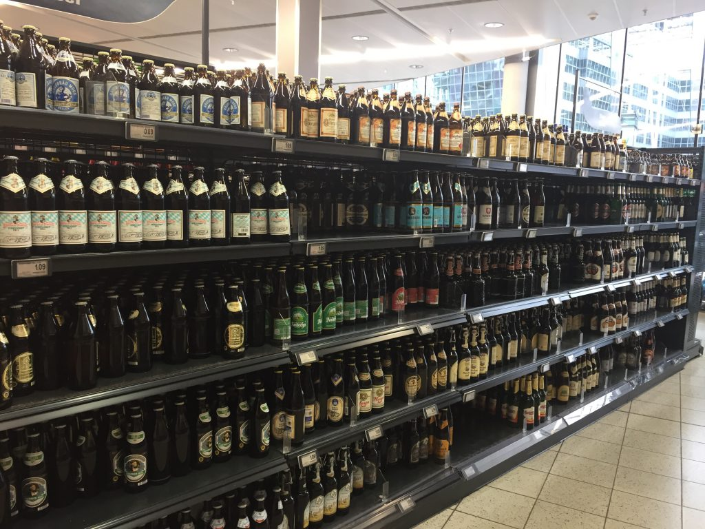 ドイツのスーパー お土産