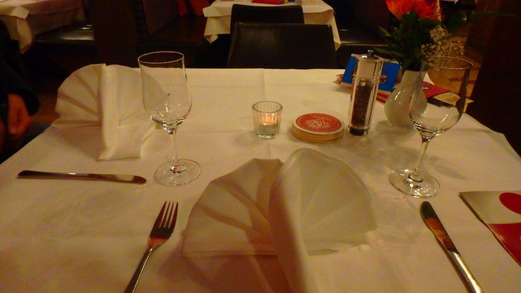ミュンヘン中央駅から近い おすすめレストランでディナー
