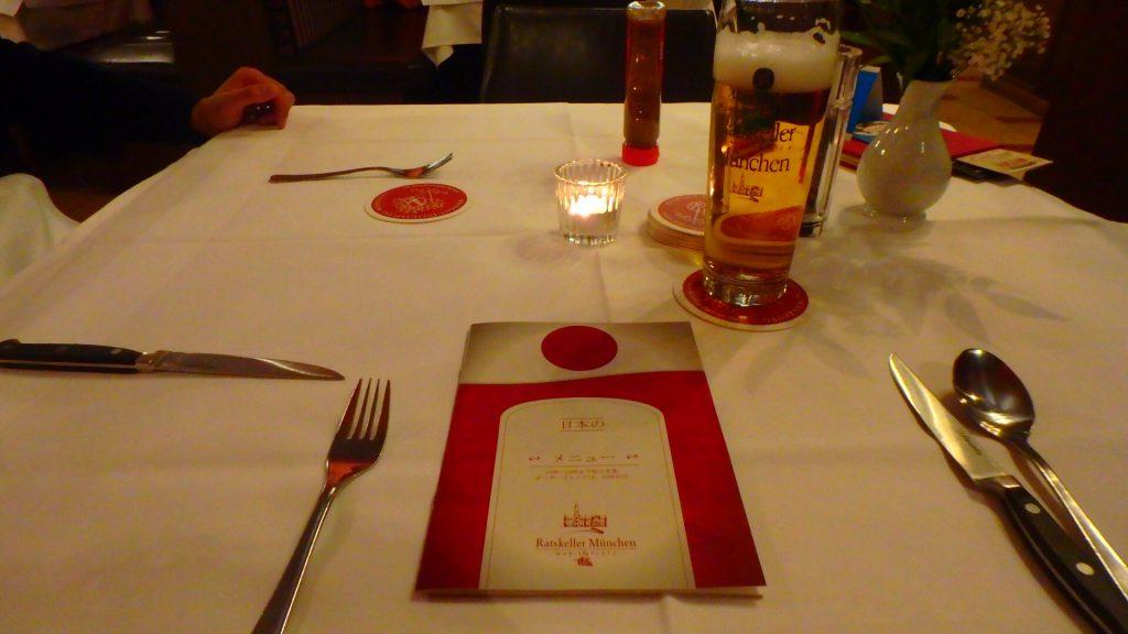 ミュンヘン 日本語メニューのあるおすすめレストラン