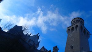ノイシュヴァンシュタイン城 お城の内部