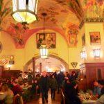 ミュンヘンにある世界一有名なビアレストラン!安くて美味しいビールとソーセージ