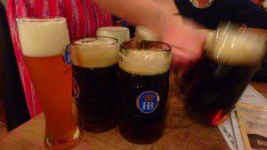 ドイツ・ミュンヘン 王のために作られたダークビール