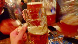 ミュンヘンで楽しいビールを おすすめのレストラン
