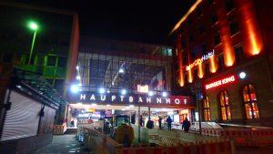 ミュンヘンのおすすめ観光モデルコース 中央駅