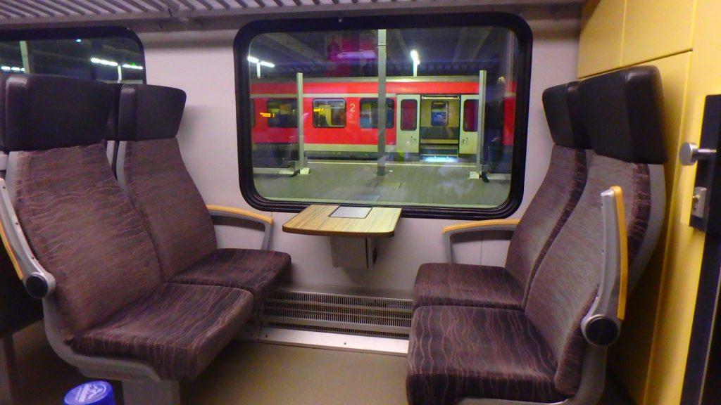 ミュンヘンからノイシュヴァンシュタイン城への行き方 電車