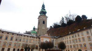 ザンクトペーター教会 ザルツブルグ観光