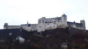 ザルツブルグのおすすめ観光スポット ホーエンザルツブルグ城