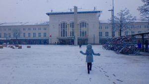 冬のヨーロッパ旅行 女子の服装 ドイツ・イギリス・オーストリア