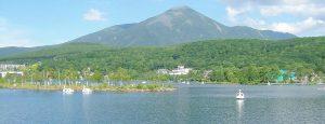 お盆におすすめの国内旅行 避暑地の長野 白樺湖