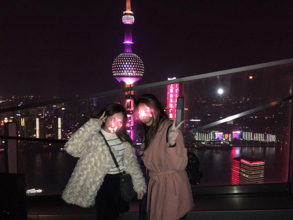 上海旅行 服装 ブログ
