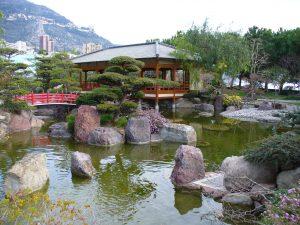 モナコ観光のおすすめ 日本庭園 グレースケリー