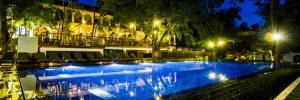 インレー湖のおすすめホテル サンクタム インレー リゾート