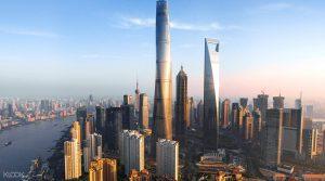 上海旅行おすすめ観光 上海タワーの展望台