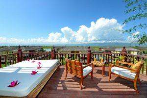 インレー湖のおすすめホテル オーリアム リゾート & スパ