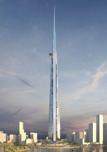 世界一高い展望台 ジッダタワー Jeddah Tower