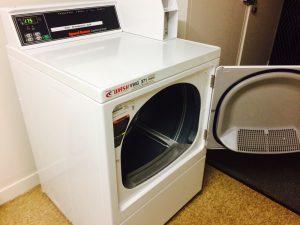 ハワイの洗濯機 コインランドリー