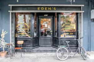 バンコクで一番おすすめのカフェ EDEN'S