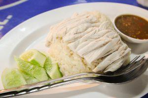 バンコクの美味しいタイ料理