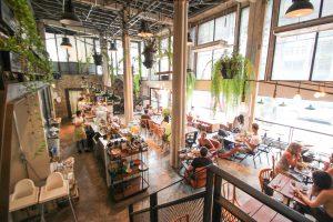 タイのおすすめカフェ Broccoli Revolution