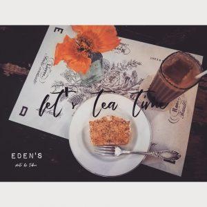 バンコクで一番可愛いカフェ EDEN'S