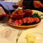 ロンドンのローストビーフが美味しいおすすめレストラン「ルールズ」へ