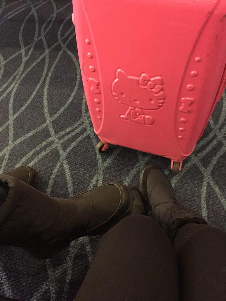 冬のヨーロッパ旅行 靴はスノーブーツがおすすめ
