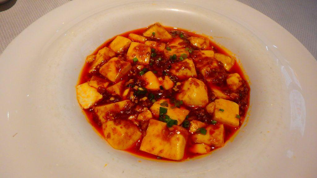 今まで食べた中で一番美味しかった麻婆豆腐 中国・上海