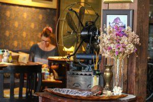 タイ・バンコクの素敵なお洒落カフェ
