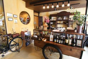 バンコクで一番お洒落なカフェ Old Capital Bike Inn