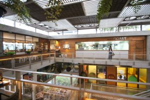 バンコクのおすすめカフェ ROAST 店内