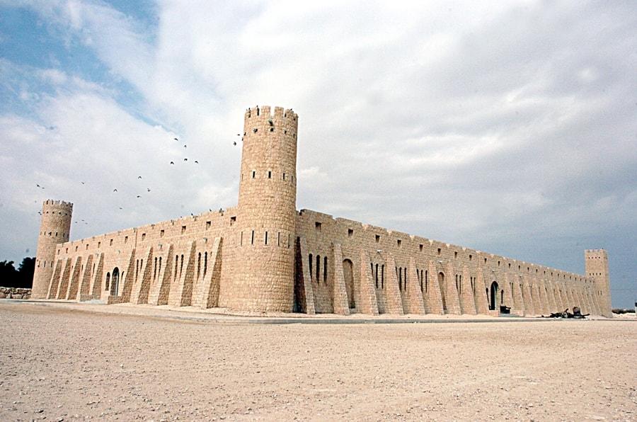 ドーハの観光スポット Sheikh Faisal Museum