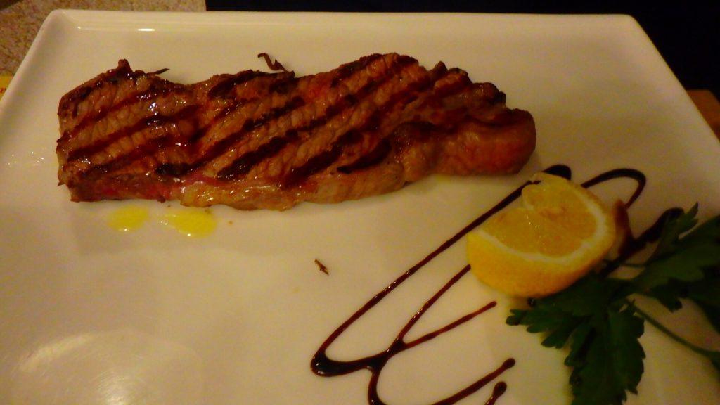 ベネチアでステーキが美味しいレストラン
