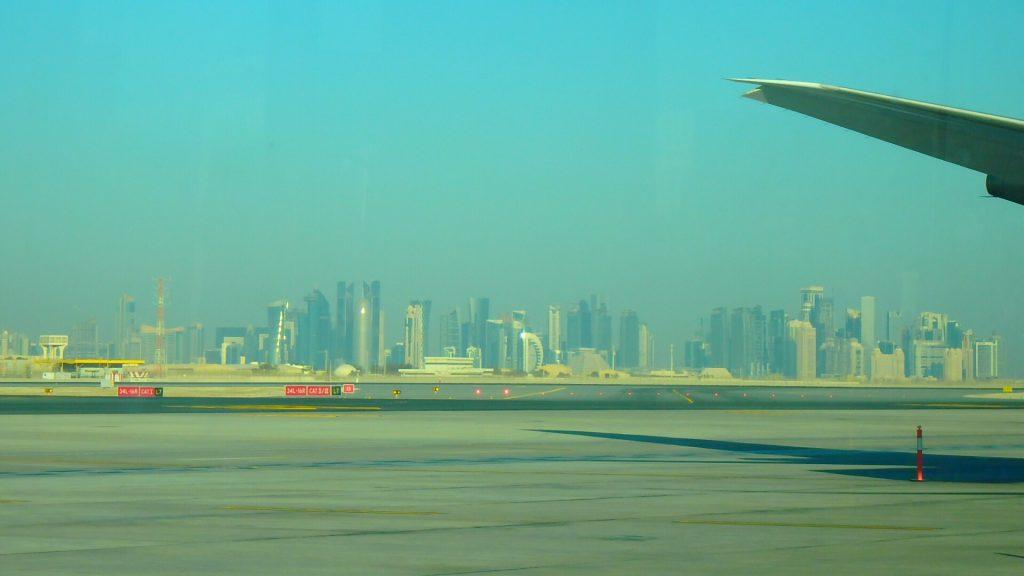 カタール・ドーハの治安 中東旅行
