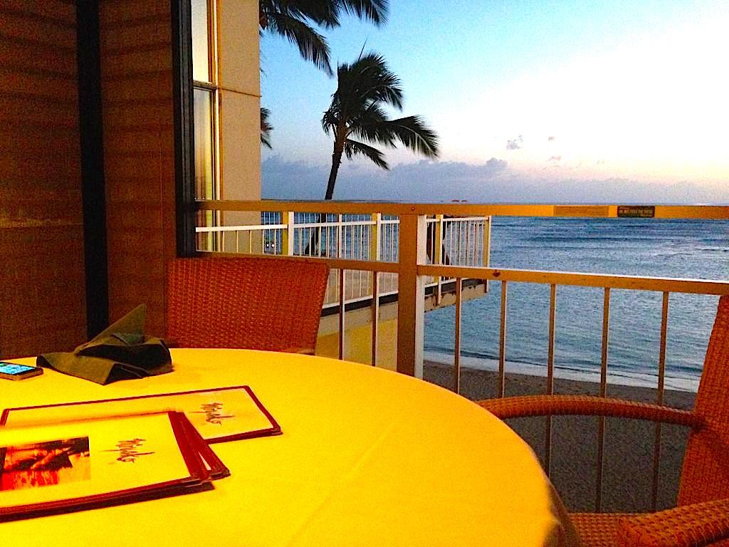 ハワイでおすすめの日本食 ミヤコジャパニーズレストラン