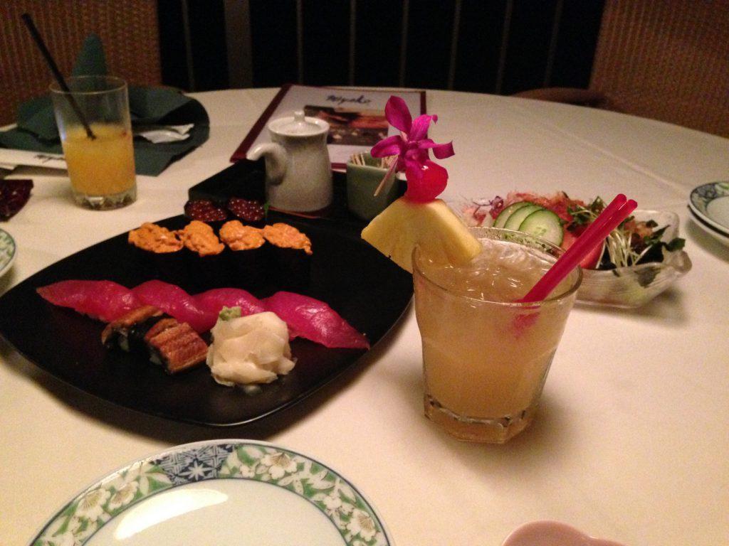ハワイで美味しいお寿司と和食 おすすめのレストラン