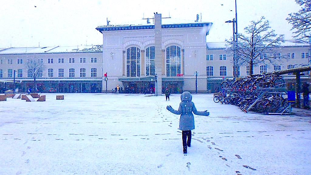 冬のヨーロッパ旅行の服装 ダウンと防寒対策