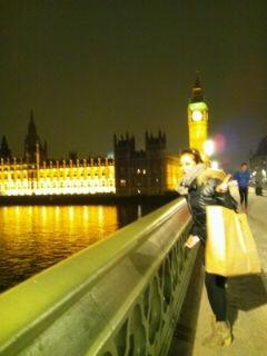 冬のロンドン旅行の服装