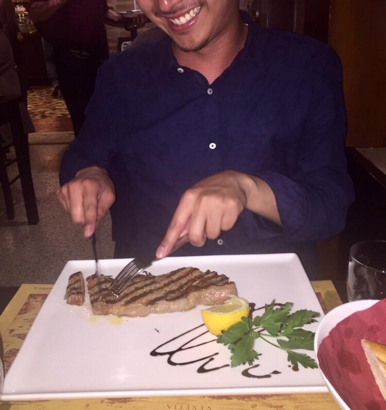 ベネチアで安くて美味しいレストラン