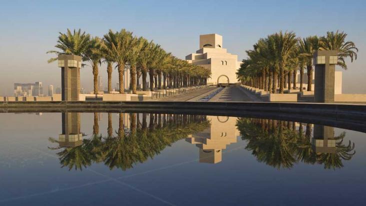 カタールのおすすめ観光 イスラム美術館