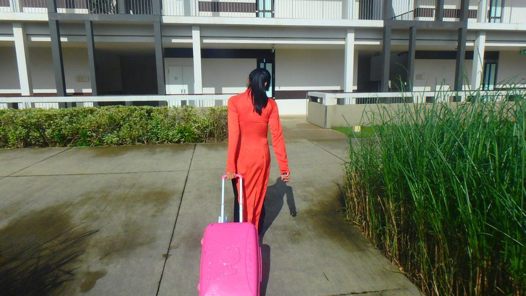 海外ホテルのクラブラウンジ バトラー