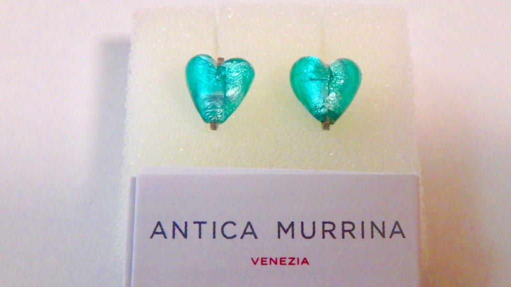 イタリア ベネチアングラスを使ったアクセサリー ANTICA MURRIA