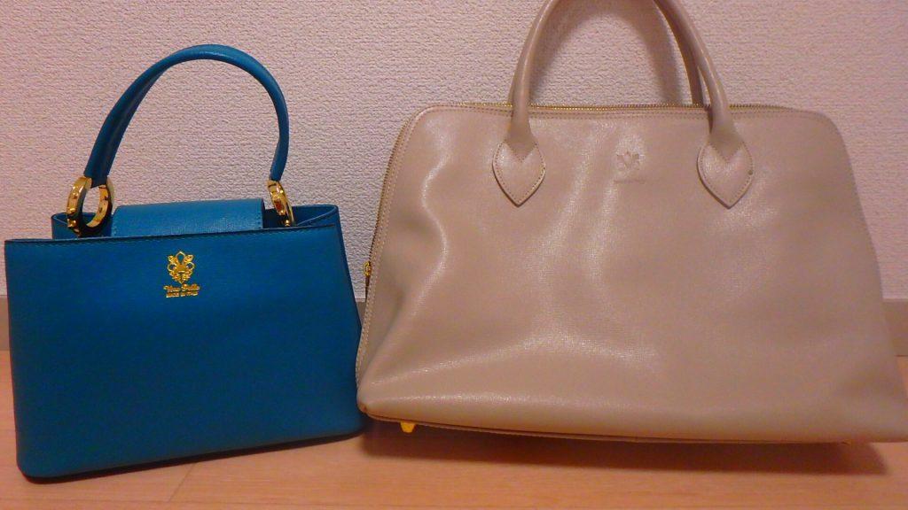 イタリアのおすすめお土産 革製品 牛革のバッグ
