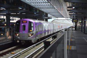 桃園空港から台北市内への電車での行き方 桃園エアポートMRT