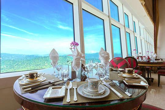台湾・台北の絶景レストラン カップル・記念日旅行
