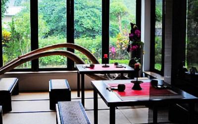 台湾(台北)の美味しい懐石料理 和食のコース料理