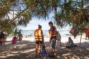 フィリピンの離島でアイランドホッピング&ダイビング