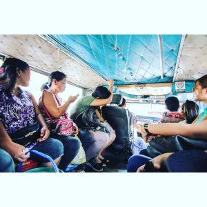 フィリピンで一番安い交通手段 ジプニー